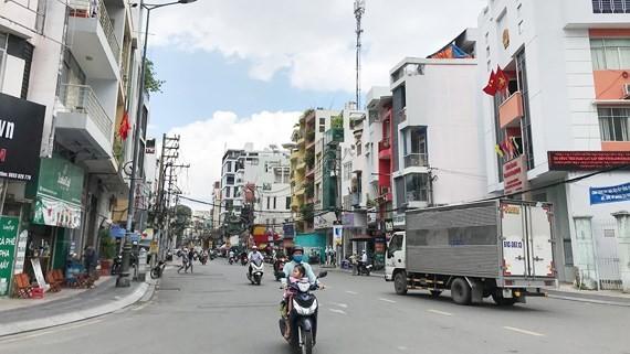 Phường 12, quận Phú Nhuận là một trong những phường sẽ sáp nhập