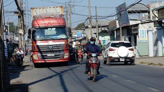 Nâng cấp, mở rộng đường Nguyễn Duy Trinh