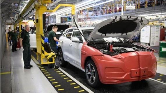 Brexit: Công nghiệp ôtô Anh nguy cơ mất 70 triệu bảng/ngày
