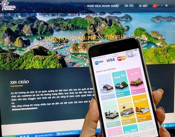 Du lịch trực tuyến Việt Nam dự kiến đạt 9 tỷ USD năm 2025