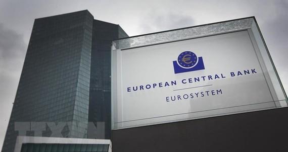 Trụ sở ECB tại Frankfurt am Main, miền tây nước Đức. (Ảnh: AFP/TTXVN)