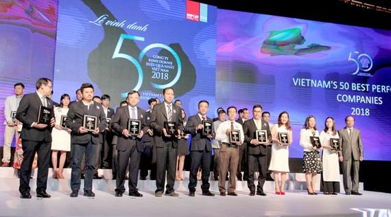 Novaland nằm top 50 công ty kinh doanh hiệu quả nhất Việt Nam