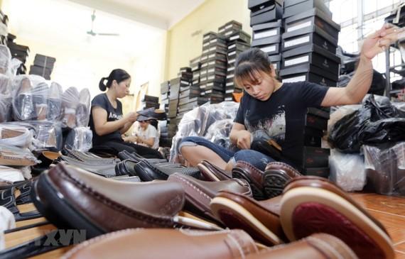 Hiệp định Thương mại Tự do EVFTA sẽ là cơ hội lớn cho cho ngành da giày của Việt Nam xuất khẩu sang thị trường EU. (Ảnh: )
