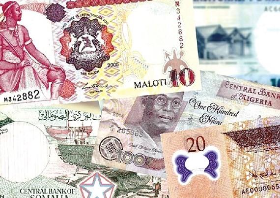 Đồng tiền một số quốc gia Tây Phi
