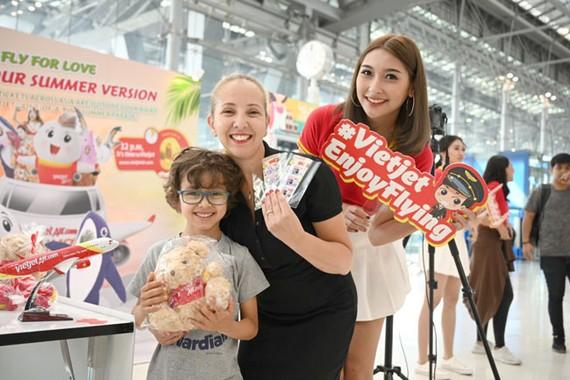 Vietjet khuyến mại triệu vé 0 đồng bay khắp châu Á