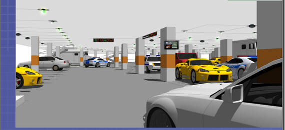 Xây dựng bãi đậu xe ô tô rộng 5 ha tại Khu công nghiệp Lê Minh Xuân 2