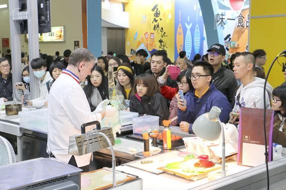 Lần đầu tiên có triển lãm thiết bị làm bánh quốc tế tại Việt Nam