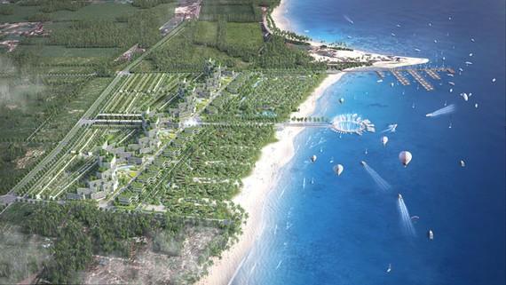 Tổng quan dự án Thanh Long Bay.