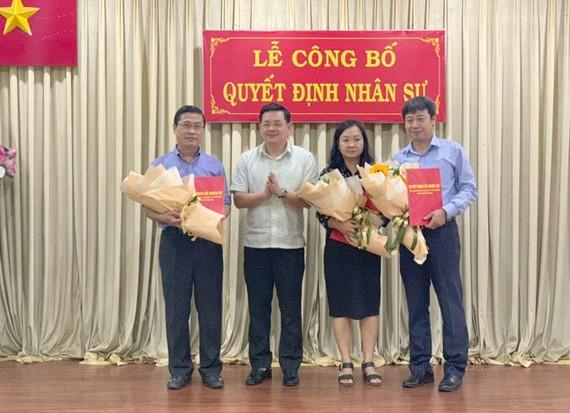 Bà Bùi Thị Bích Tuyền làm Giám đốc Văn phòng Đăng ký đất đai TP