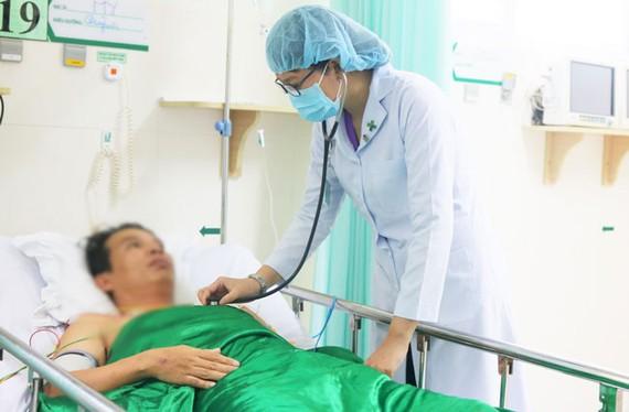 Bệnh nhân N.T ngưng tim, ngưng thở vừa được cứu sống một cách hy hữu