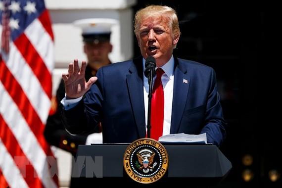 Tổng thống Mỹ bảo vệ quyết định áp thuế mới đối với hàng Trung Quốc