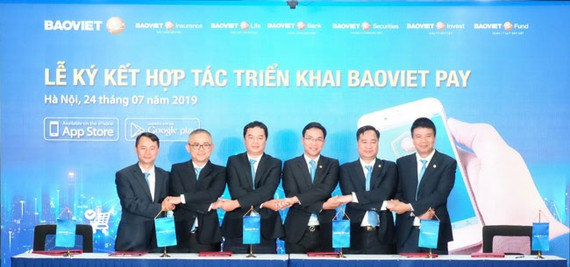 Bảo Việt ra mắt ứng dụng BaovietPay