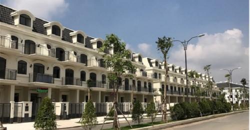 Sẽ ban hành mới Quy định về kiến trúc nhà liên kế trong khu đô thị