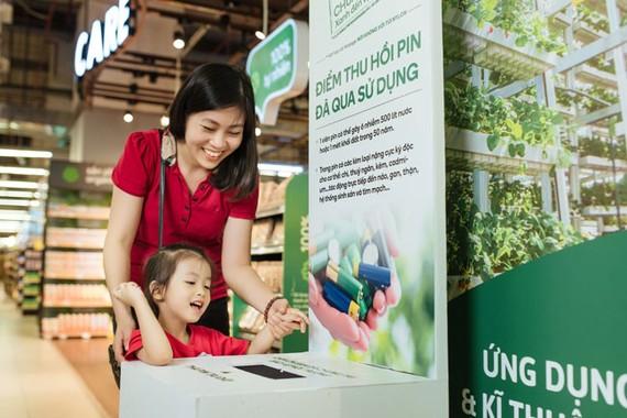 """Vinmart và Vinmart+ khởi động chương trình """"3 xanh"""" bảo vệ môi trường"""