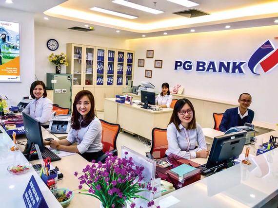 PGBank là một trong số ít NH có mức tăng trưởng tiền gửi âm.