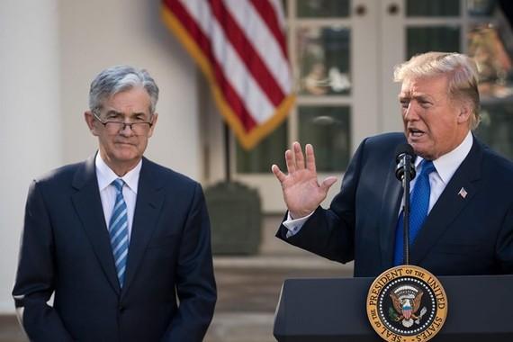 Tổng Thống Mỹ Donald Trump tiếp tục gây sức ép với Fed