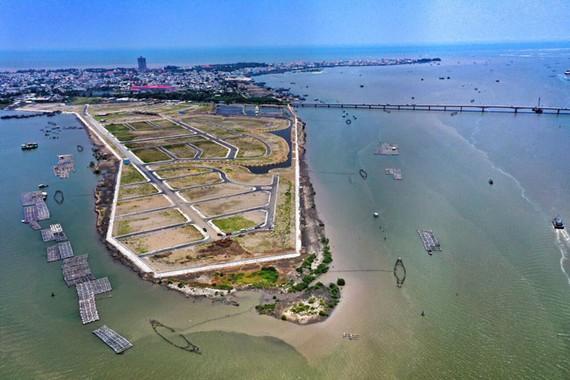 Dự án Marine City, một dự án đang được quan tâm của thị trường Bà Rịa Vũng Tàu