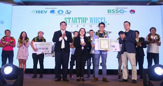 T-Farm đạt giải nhất cuộc thi Vietnam Startup Wheel 2019