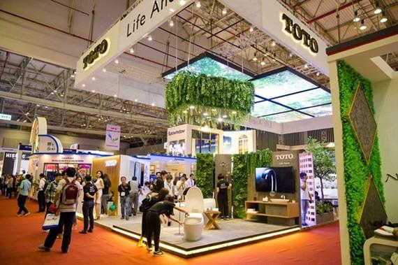 450 doanh nghiệp tham gia triển lãm VIETBUILD Hà Nội lần 2