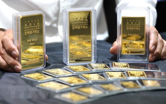 Tháng 8, giá vàng thế giới tăng tháng thứ tư liên tiếp