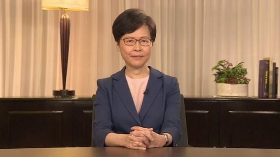 Đặc khu trưởng Hồng Công Carrie Lam