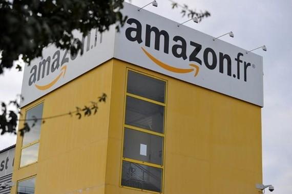 Tập đoàn bán lẻ Amazon bị phạt 4 triệu euro tại Pháp