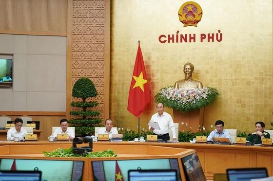 Phiên họp Chính phủ ngày 4-9