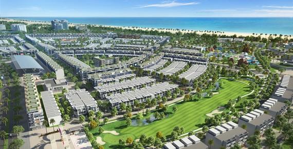 Tâm điểm bất động sản Bình Định