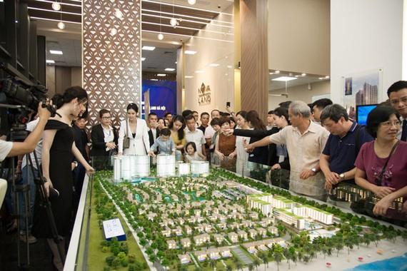 Novaland khai trương trung tâm Novaland tại Hà Nội