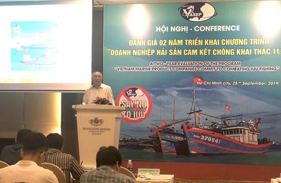 Xuất khẩu hải sản giảm mạnh vì thẻ vàng chống khai thác IUU