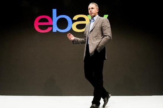 CEO Devin Wenig của Ebay. (Nguồn: Hypebeast)
