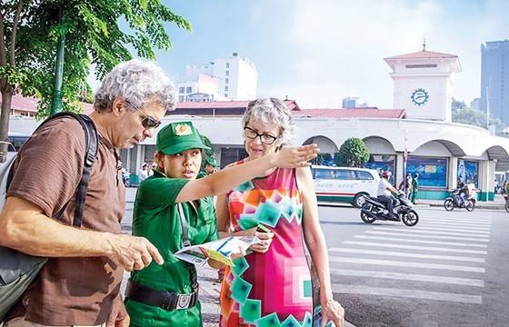 9 tháng 2019: khách quốc tế đến TPHCM tăng 14,3%