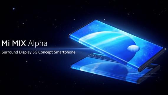 Xiaomi Mi Mix Alpha ra mắt thị trường