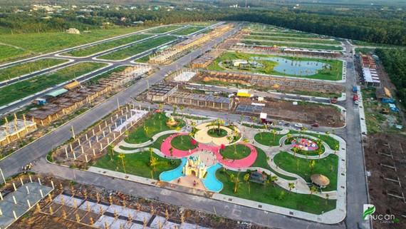Dự án Phúc An Garden do Tran Anh Group phát triển tại Bàu Bàng, Bình Dương.