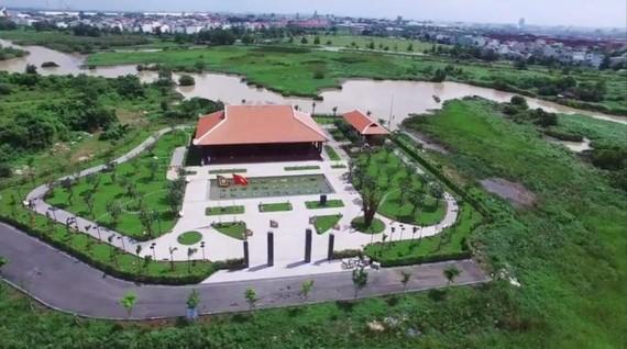 Đẩy nhanh triển khai các dự án Khu Công viên Lịch sử - Văn hóa Dân tộc