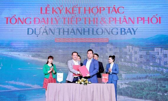 DKRA Vietnam làm tổng đại lý tiếp thị, phân phối Thanh Long Bay