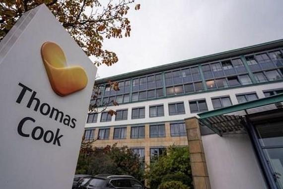 Chi nhánh của Tập đoàn lữ hành Thomas Cook tại Bỉ tuyên bố phá sản. (Nguồn: brusselstimes)