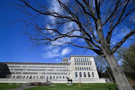 Trụ sở WTO tại Geneva của Thụy Sĩ. (Ảnh: AFP/TTXVN)