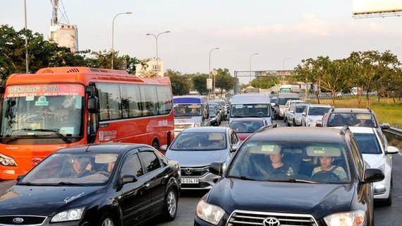 Cao tốc TPHCM – Long Thành – Dầu Giây có mật độ phương tiện cao nhất