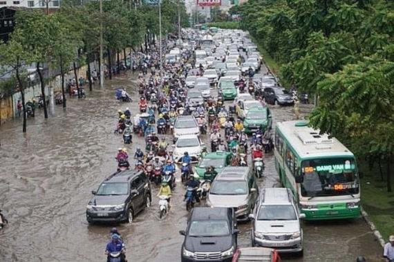 Ngày 5-10 khởi công nâng cấp đường Nguyễn Hữu Cảnh