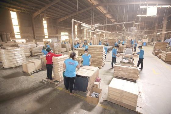Chế biến đồ gỗ xuất khẩu