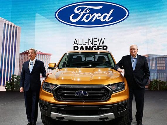 Ford và Mahindra thành lập liên doanh tại Ấn Độ