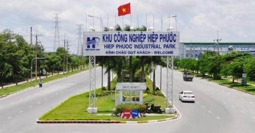 TP. HCM tái cấu trúc KCN-KCX tăng sức hút đầu tư