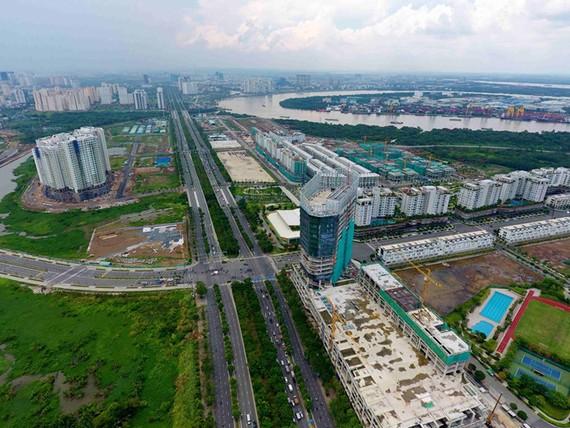 Thu hồi 1.800 tỉ đồng tạm ứng cho Công ty Đại Quang Minh ở Thủ Thiêm