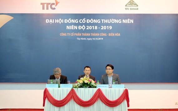 TTC Sugar chi 293 tỷ đồng cổ tức niên độ 2018-2019