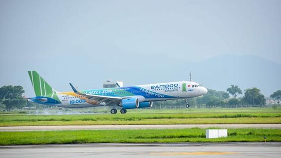 Bamboo Airways sẽ chào bán 50.000-60.000 đồng/cổ phiếu