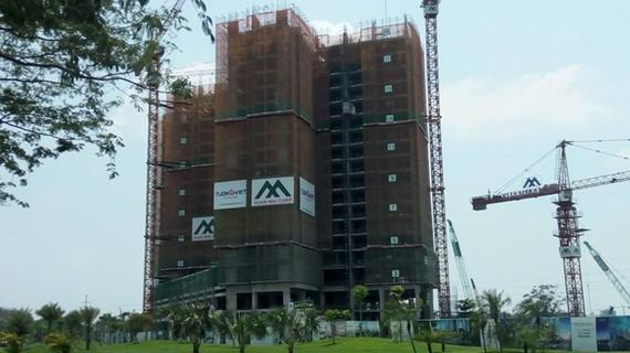 Dự án của Công ty cổ phần Đầu tư Xây dựng Xuân Mai Sài Gòn