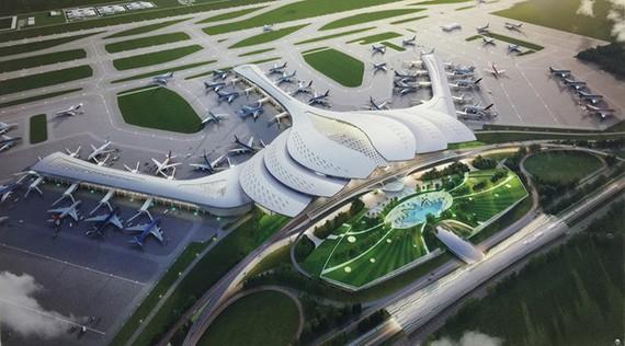 Dự kiến hơn 110.000 tỷ đồng cho giai đoạn 1 sân bay Long Thành