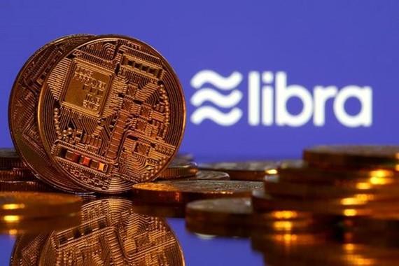 Tiền điện tử Libra. (Nguồn: financialexpress)