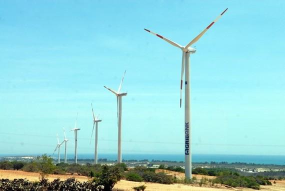 EVN thoái toàn bộ vốn khỏi dự án điện gió Bình Thuận